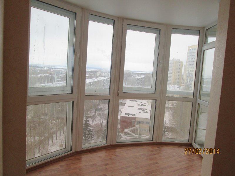 Двухкомнатная квартира 66 м2